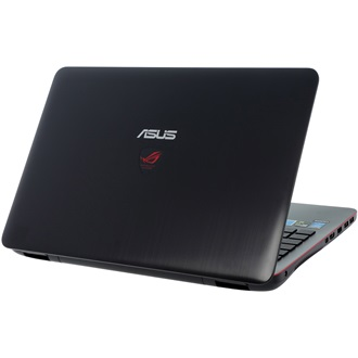 Asus ROG G551VW-FW278D gamer notebook fekete