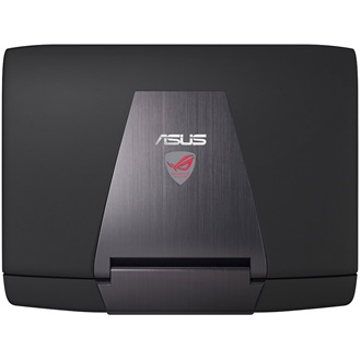 Asus ROG G751JT-T7106D notebook fekete