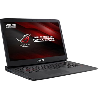 Asus ROG G751JT-T7107D notebook fekete