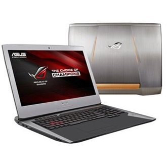 Asus ROG G752VT-GC046T gaming notebook szürke