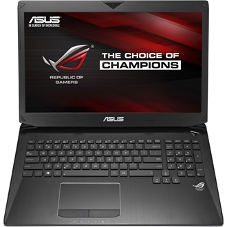Asus ROG G750JZ-T4030D notebook fekete