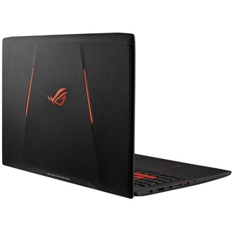 Asus ROG GL502VT-FY086 gaming notebook fekete