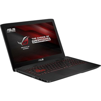 Asus ROG GL552VW-CN477D gamer notebook fekete
