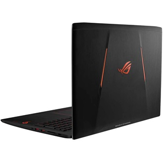 Asus ROG STRIX GL502VS-FY009T gaming notebook fekete