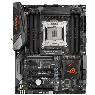 Asus ROG STRIX X99 GAMING desktop alaplap