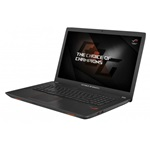 Asus ROG Strix GL753VE-GC019 gaming notebook fekete