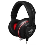 Asus RoG Orion for Consoles stereo gamer headset fekete-piros