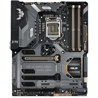 Asus SABERTOOTH Z170 MARK 1 desktop alaplap