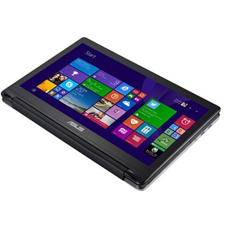 Asus Transformer Book Flip TP550LD-CJ041H notebook/tablet fekete