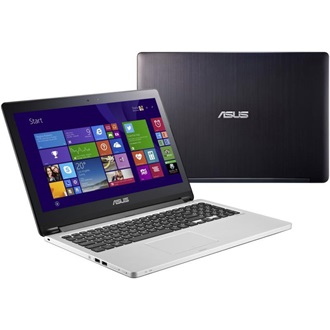 Asus Transformer Flip notebook ezüst