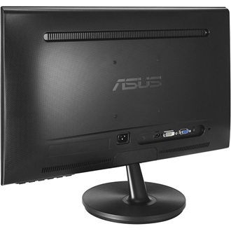 "Asus VS228HR 21.5"" TN LED monitor fekete"