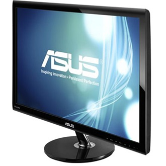 "ASUS VS278Q 27"" LED monitor fekete"
