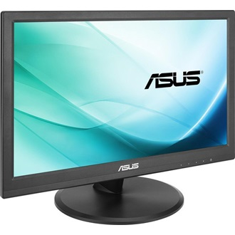 "Asus VT168H 15.6"" touchscreen TN LED monitor fekete"