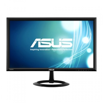 "Asus VX228H 21.5"" TN LED monitor fekete"
