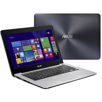 Asus X302UV-R4023D notebook fekete