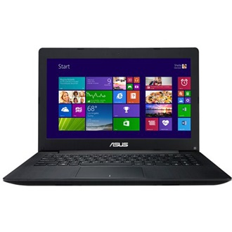 Asus X453MA-BING-WX328B notebook fekete