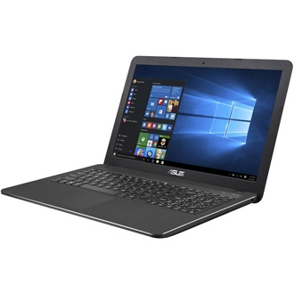 Asus X540SA-XX004D notebook fekete