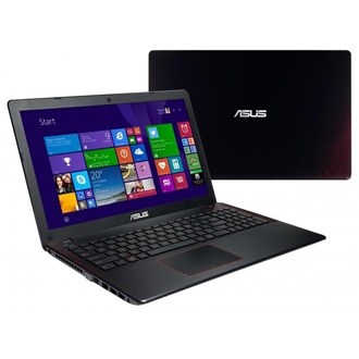 Asus X550JX-XX046D notebook fekete