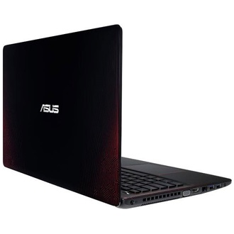 Asus X550JX-XX293D notebook fekete