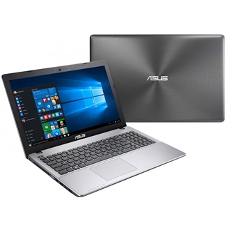 Asus X550VX-DM074D notebook szürke