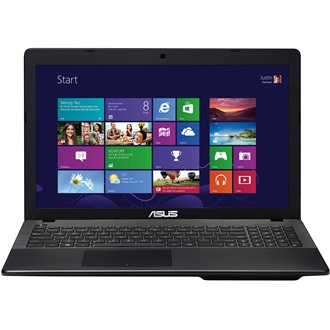 Asus X552WE-SX036D notebook fekete