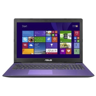 Asus X553MA-XX813D notebook lila