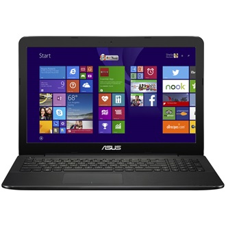 Asus X554LD-XO598H notebook fekete