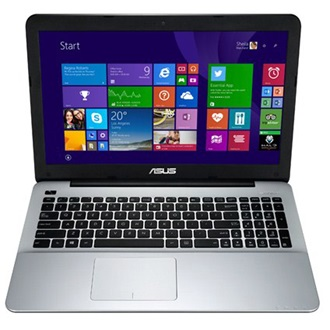 Asus X555LD-XX056H notebook fekete