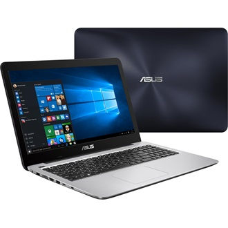 Asus X556UQ-DM206T notebook kék