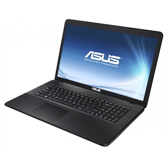 Asus X751LX-TY051D notebook fekete