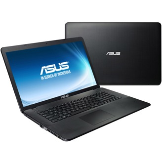 Asus X751SA-TY004D notebook fekete
