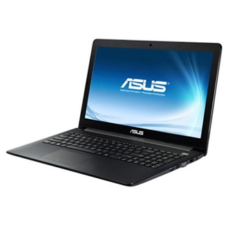 Asus X502CA-XX125D notebook fekete