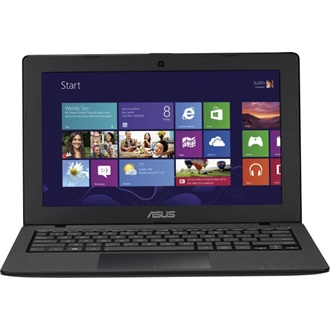 Asus X200MA-KX283D notebook fekete