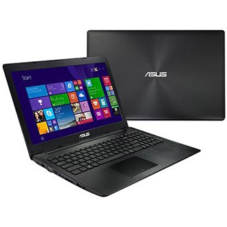 Asus X553MA-XX056D notebook fekete
