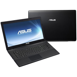 Asus X75VB-TY023D notebook fekete