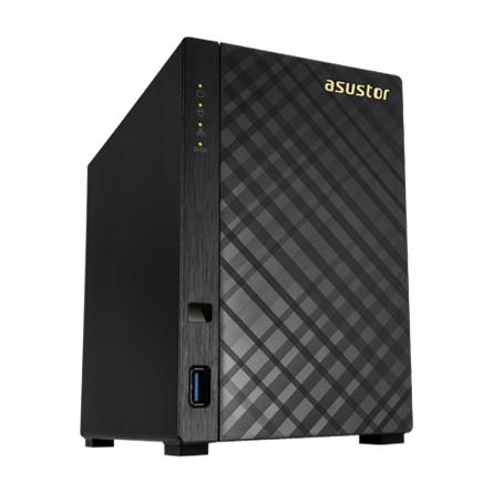 Asustor AS3102T NAS fekete