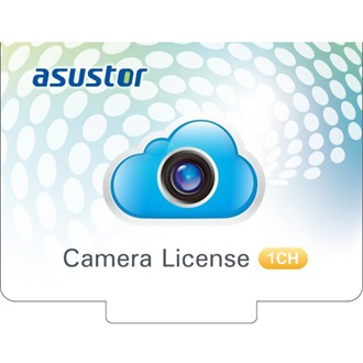 Asustor NVR Camera License Package - 1 csatorna