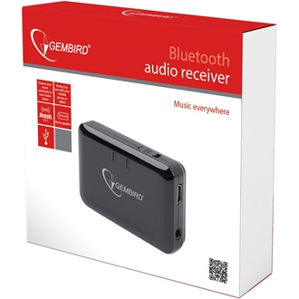 Gembird bluetooth -> Jack stereo 3,5mm audio receiver