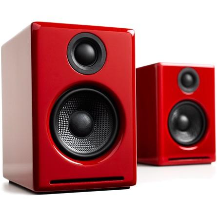 Audioengine A2+ 2.0 hangszóró piros