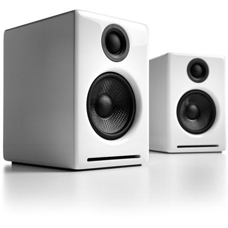 Audioengine A2+ 2.0 hordozható hangszóró fehér