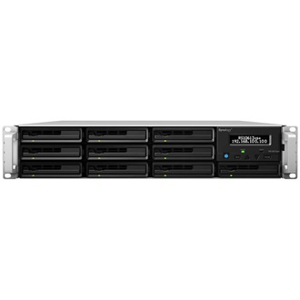Synology 10 BAY 2U 3,3 GHZ 4X GBE 4X USB 2.0 SCALABLE UP TO 424TB