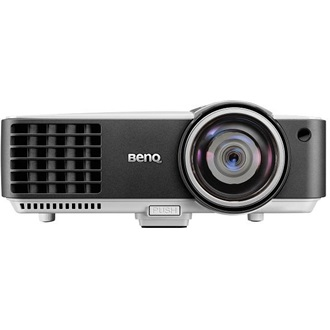 BenQ MX806ST ShortThrow XGA projektor (3D, 3000 AL, 13000:1, 10000h(LampSave), HDMI)