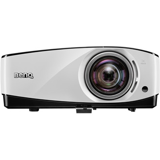 "BenQ MX822ST ShortThrow XGA projektor (DLP; 3D, 3500 AL, 13000:1, 4000h(SmarEco), 0.61:1(81""@1m), HDMI, USB/LAN display)"