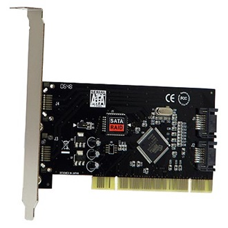 Best Connect PCI - 2 SATA RAID vezérlő