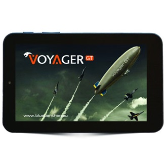 "Bluepanther Voyager GT 7"" 8GB 3G tablet ezüst"