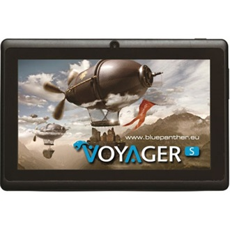 "BLUEPANTHER Voyager S+ 7"" 8GB tablet fekete"