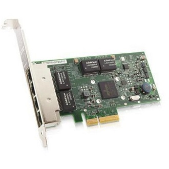 Broadcom 5719 QP 1Gb Network Interface Card, Low Profile