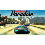 Burnout Paradise Remastered PS4 játékszoftver