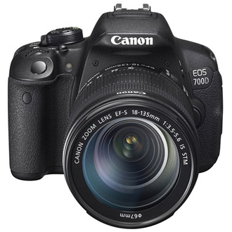 CANON EOS 1200D + EF-S 18-135mm f/3.5-5.6 IS kit