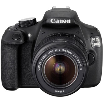 CANON EOS 1200D + EF-S 18-55mm f/3.5-5.6 DC III kit